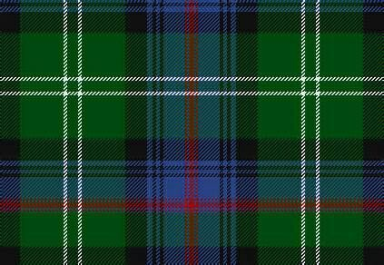 My family Sutherland clan tartan