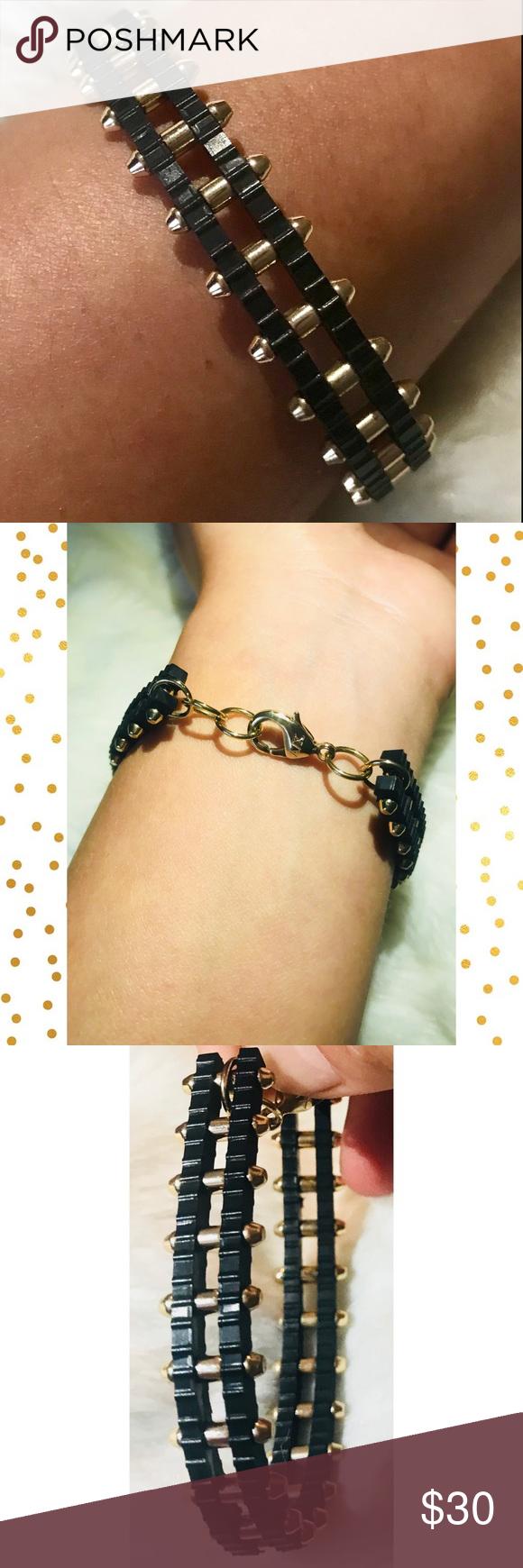 Nwot unisex armani exchange bracelet
