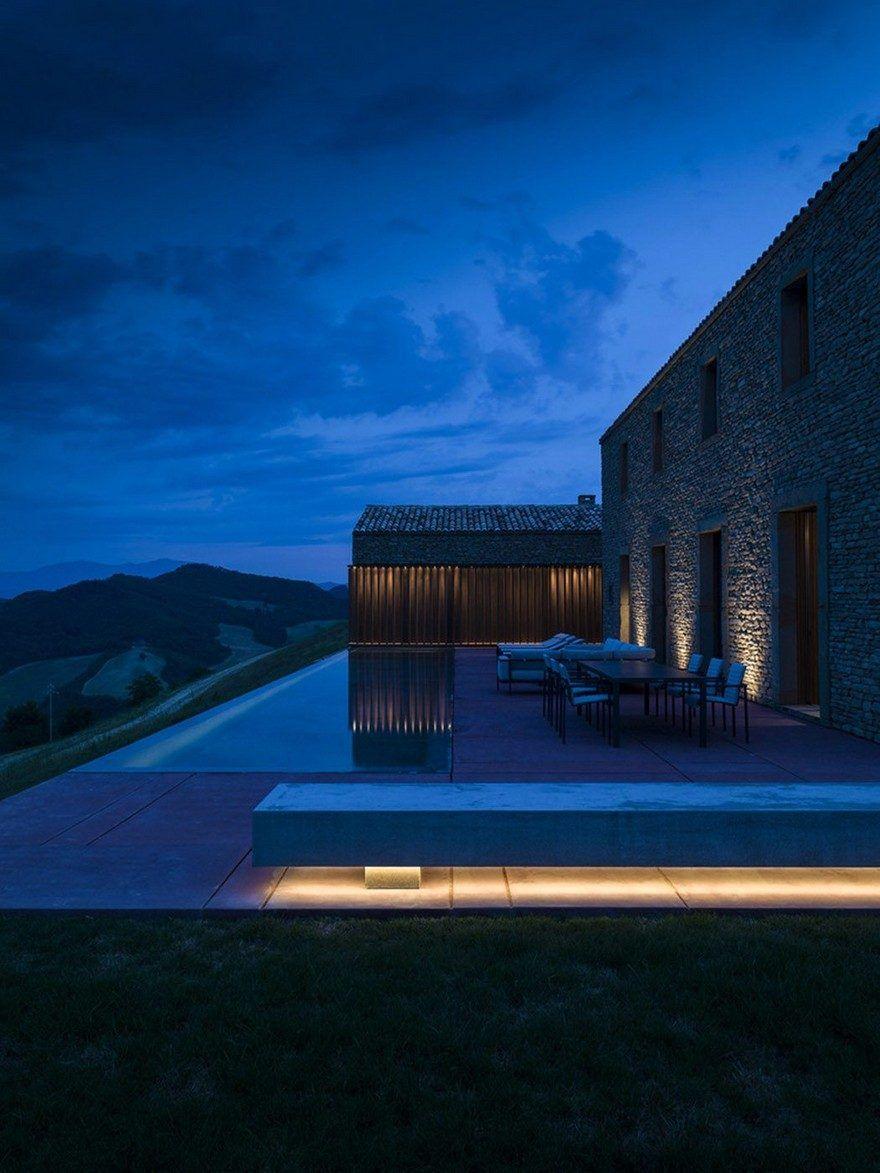 This Italian Stone House Celebrates Vernacular Architecture