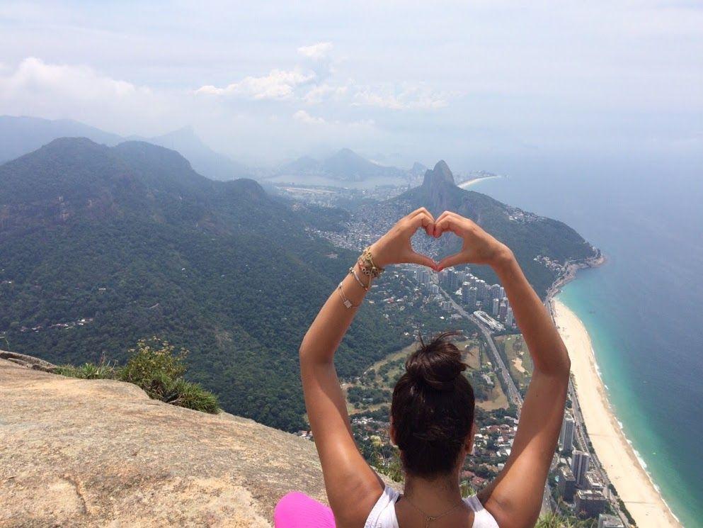 #EuJaFui ❤ Pedra da Gavea Rio de Janeiro