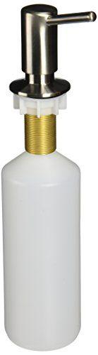 Hansgrohe 04539800 S Soap Dispenser Steel Optik Http Www
