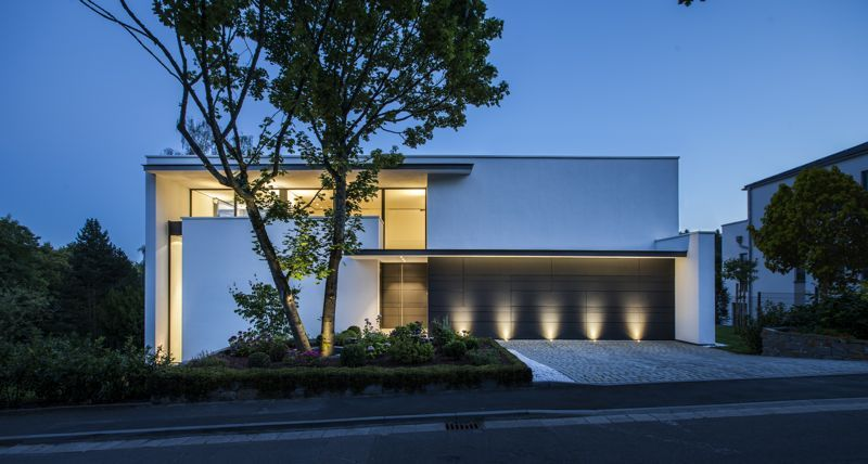 haus jmc: fuchs, wacker. architekten bda | haus | pinterest, Modern Dekoo