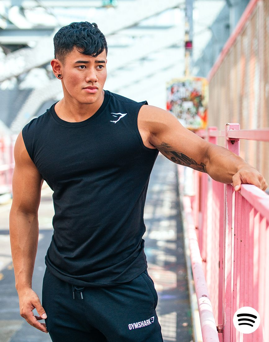 Listen to Steven Cao's favourite workout tracks | Gym ...