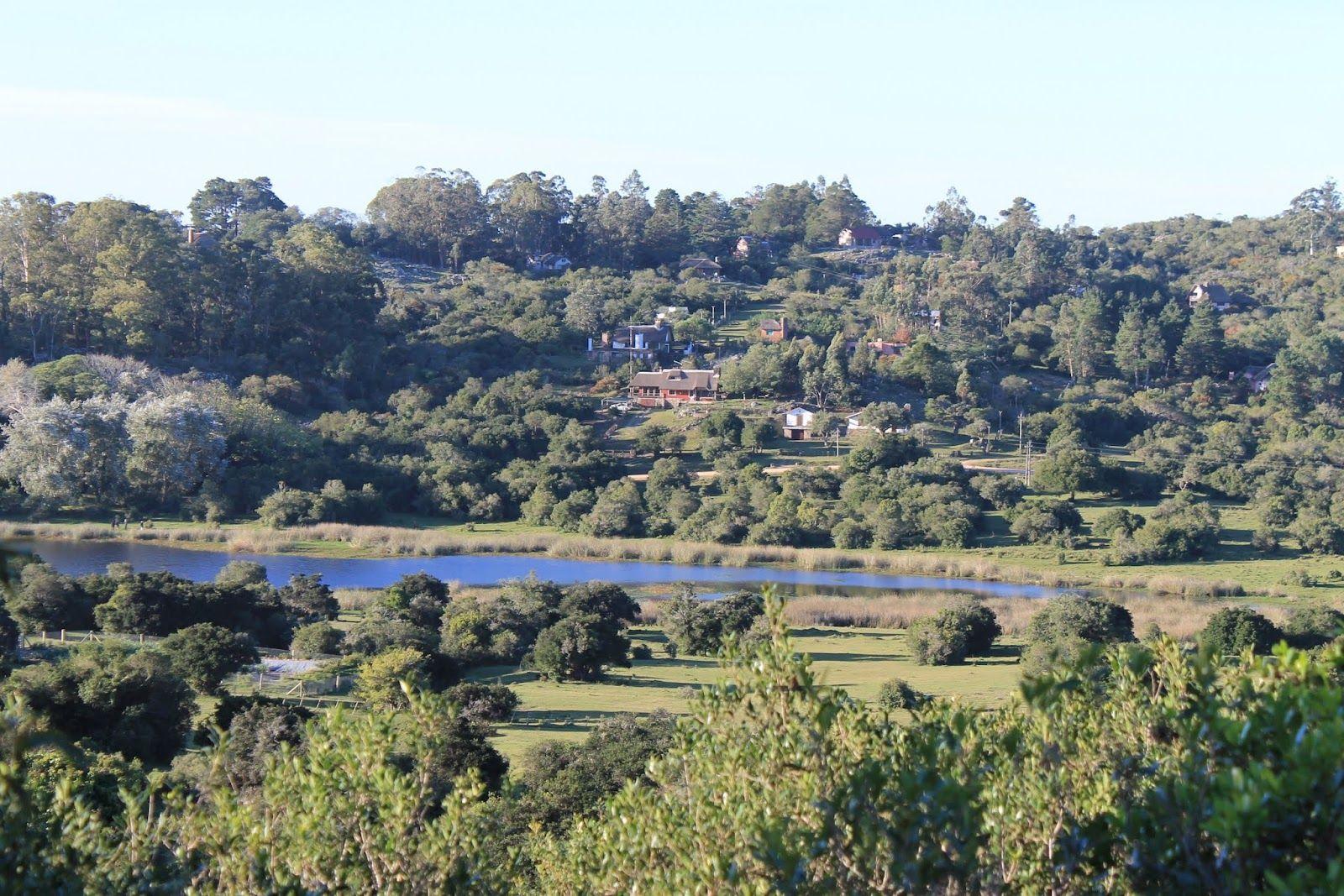La belleza de Villa Serrana.