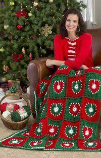 Christmas Heirloom Afghan | Pinterest