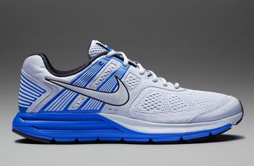 dde355e7afe0 Nike Zoom Structure (+) 16 - Mens Running Shoes - Wolf Grey-Refelctive  Silver-Gum Royal