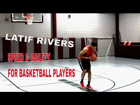 Latif Rivers Speed & Agility Workout for Basketball Players - YouTube #agilityworkouts Latif Rivers Speed & Agility Workout for Basketball Players - YouTube #agilityworkouts
