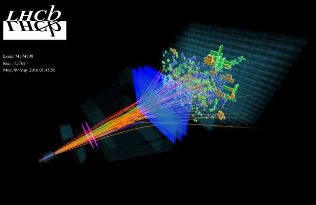 CERN experiment discovers not one, but five new particles - Science and Technology Facilities Council