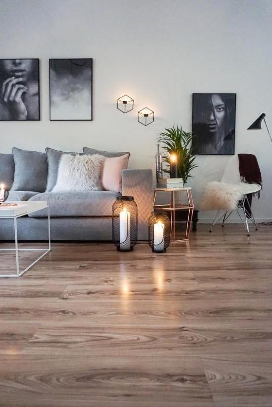mit diesen 5 tricks sieht deine wohnung gleich viel gr er und heller aus salons pinterest. Black Bedroom Furniture Sets. Home Design Ideas