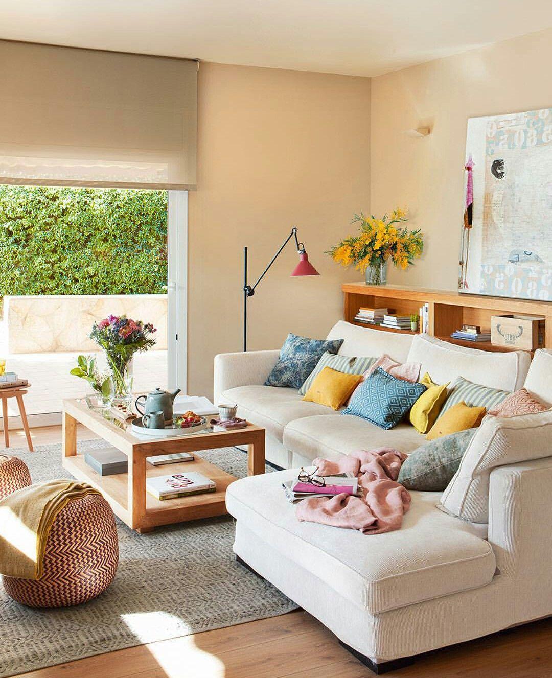 33 Beige Living Room Ideas: Living Room Decor, Beige Sofa