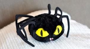 Tsioque Friendly Spider. http://goo.gl/XqHKbl