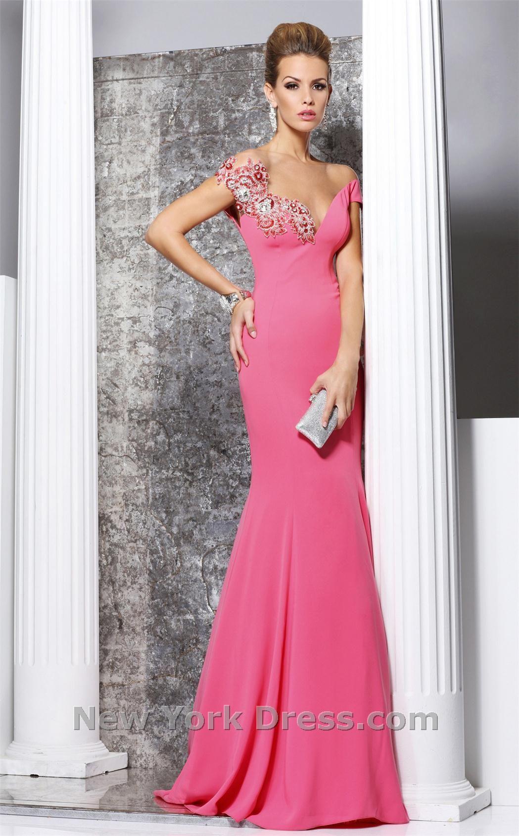 Tarik Ediz 92167 Dress. Shop NewYorkDress at NewYorkDress.com or ...