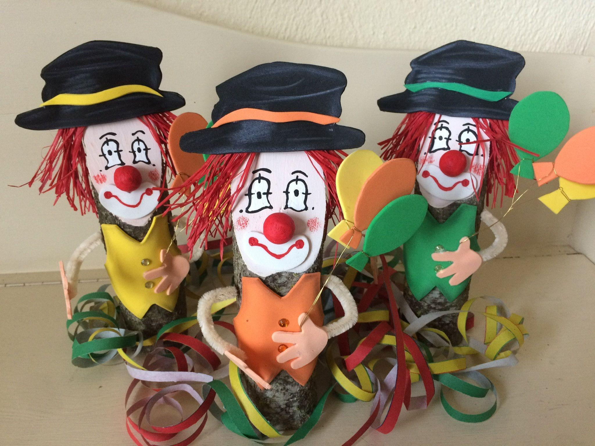 Jeder Clown Hat Seinen Tag