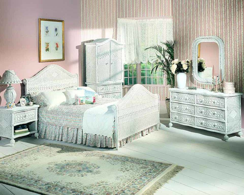 The Superb Wicker Bedroom Furniture, White Wicker Bedroom Furniture Uk