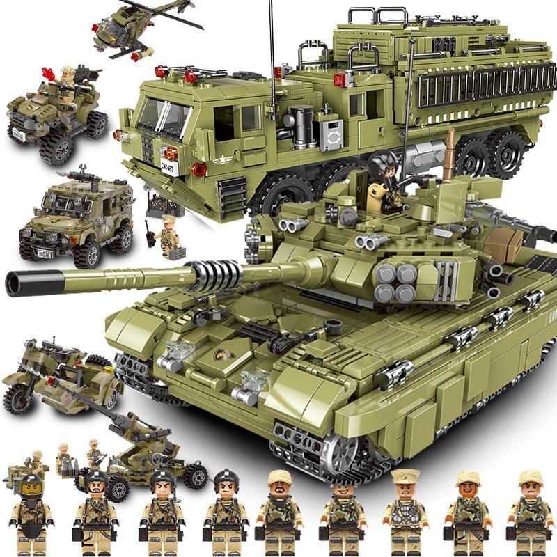 Military Vehicles Sets Military vehicles, Military, Lego