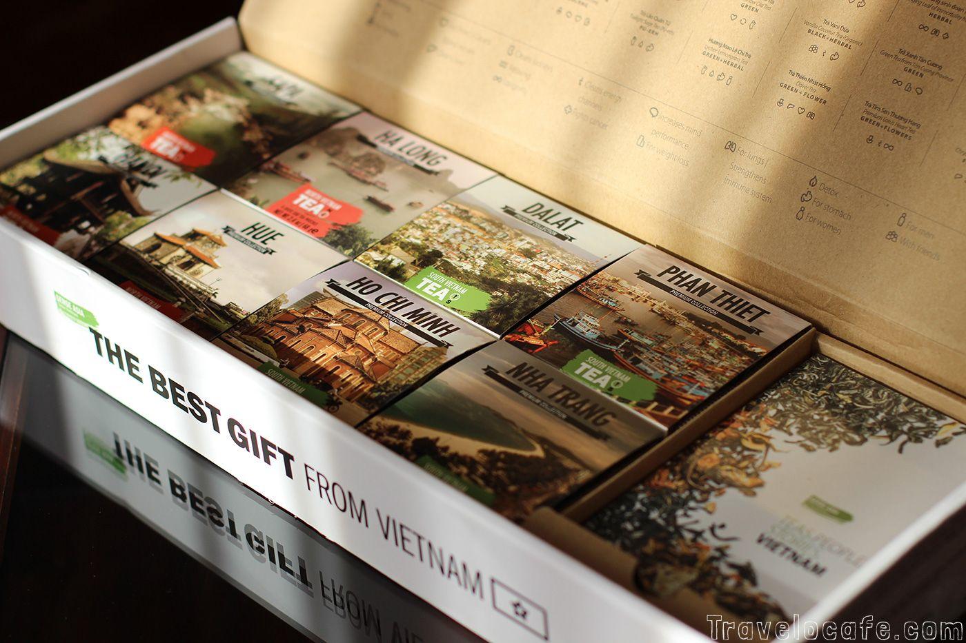Sense Asia #Giveaway - 32 Tea Varieties from Vietnam
