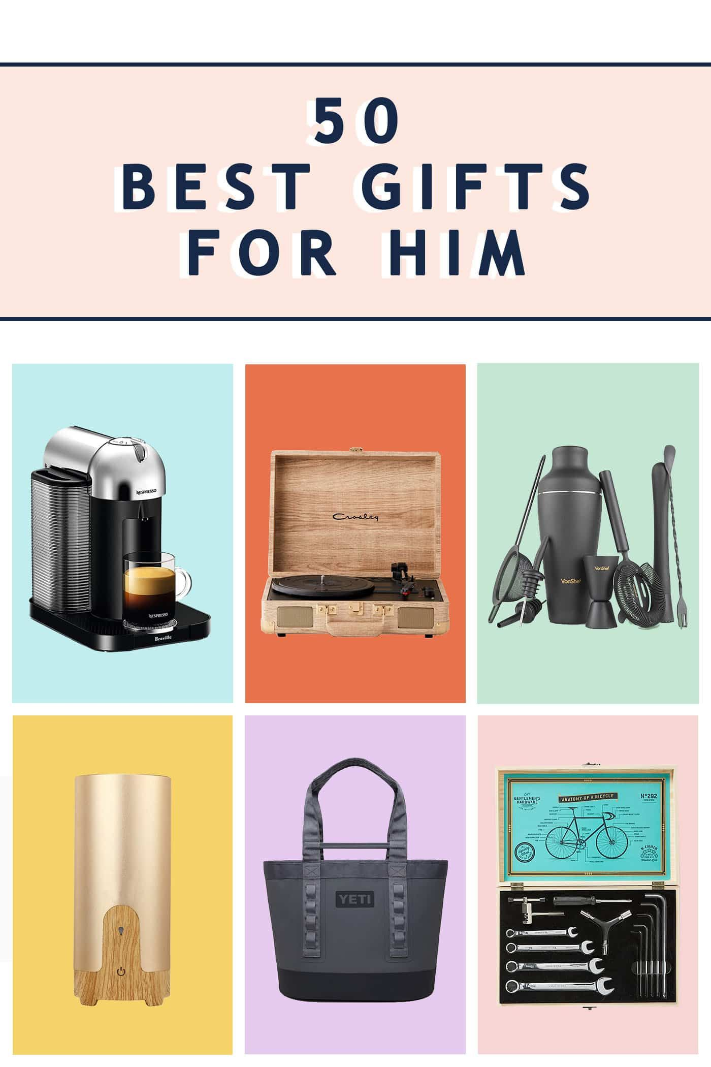 Gifts for Men 50 Best Gifts for Him (With images) Best