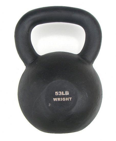 Wright Kettlebell 24kg 53lb 1 2 Pood 64