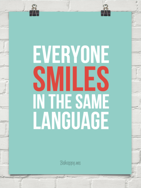 Dentist Quotes Cool Everyone Smiles In The Same Language Our Stuff Pinterest