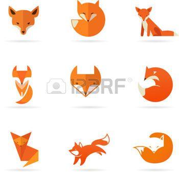 Renard fox ic nes illustrations et l ments cool stuff pinterest foxes tatoo and tattoo - Clipart renard ...