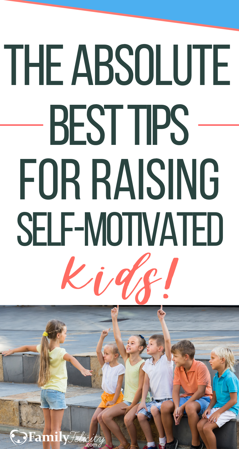 Photo of How to Get Your Kids to be Self-Motivated!