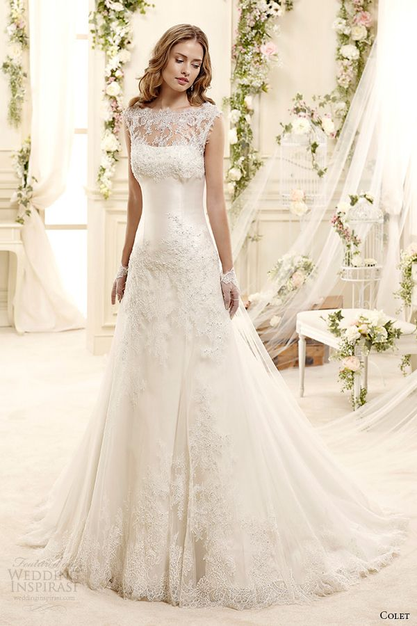 Colet 2015 Wedding Dresses In 2018 Wedding Gowns Dress Etc