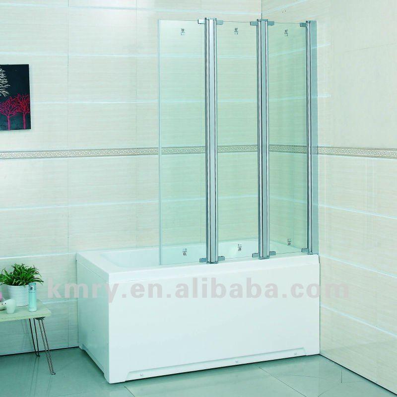 Bathtub Shower Screen(kd3202) - Buy Folding Shower Screen,Glass ...