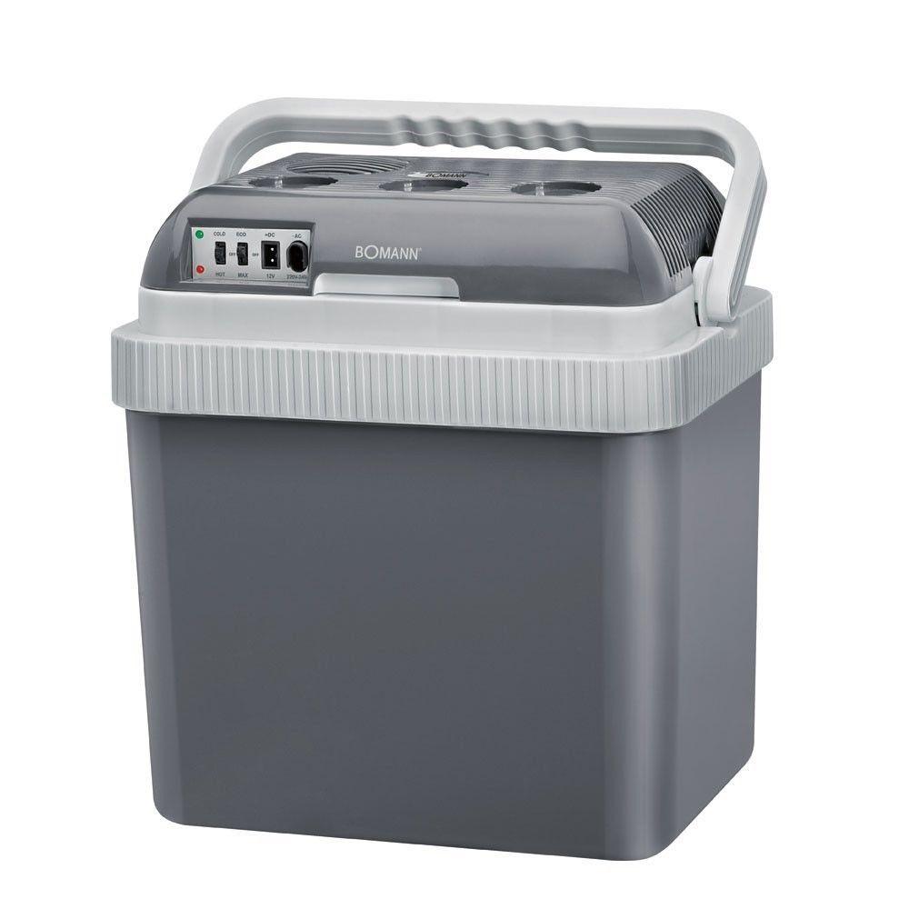 Kühlbox Kühltasche Gefriertasche 33L Getränkebox Wärmebox 12-24V LKW /& PKW