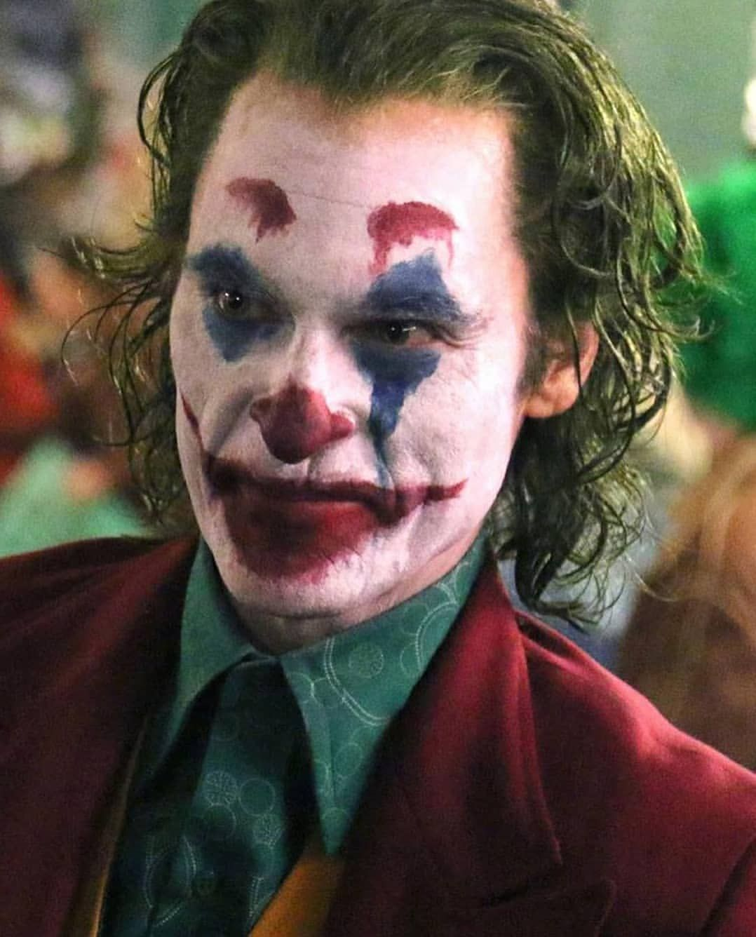Joaquin Phoenix as the new #Joker 🎬🃏 | Джокер живопись ...