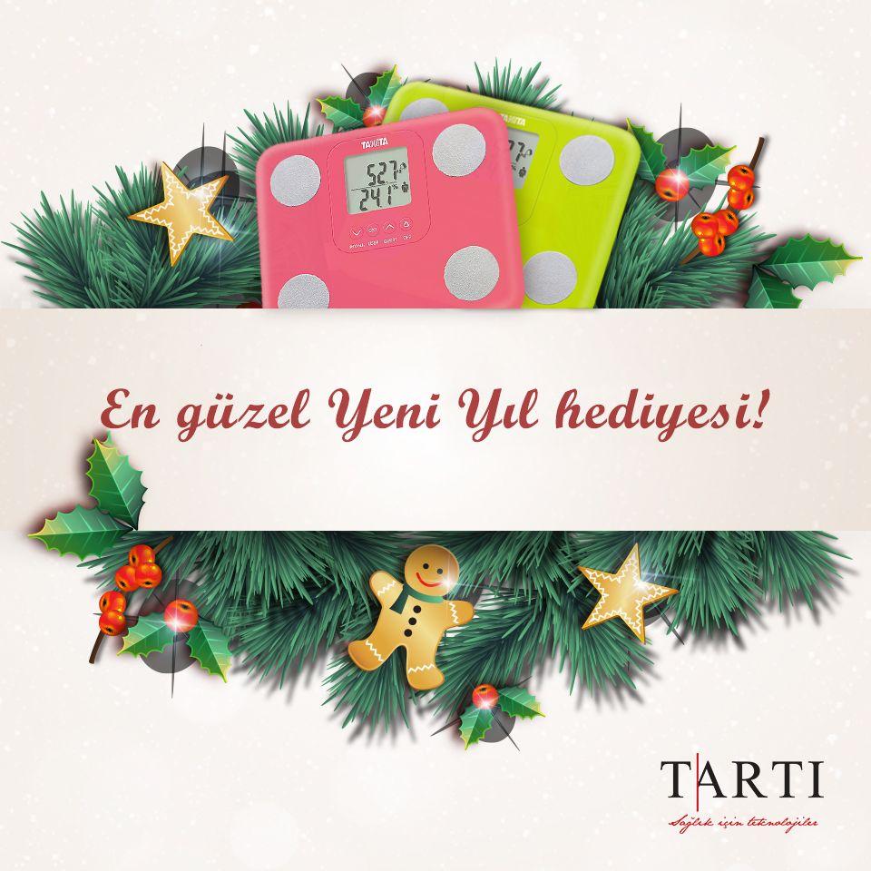 TANITA BC 730, rahat taşınabilir olması ve kullanım kolaylığıyla mükemmel bir yeni yıl hediyesi! #TartıMedikal #diyet #diyetisyen #TANITA  #yeniyıl #yılbaşı