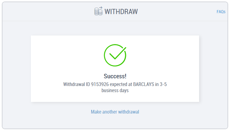How To Withdraw Money Transferwise