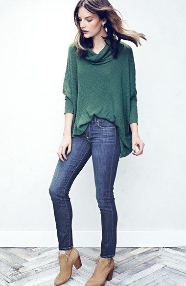 Paige Denim 'Skyline' Skinny Jeans (Raya) (Nordstrom Exclusive) | Nordstrom