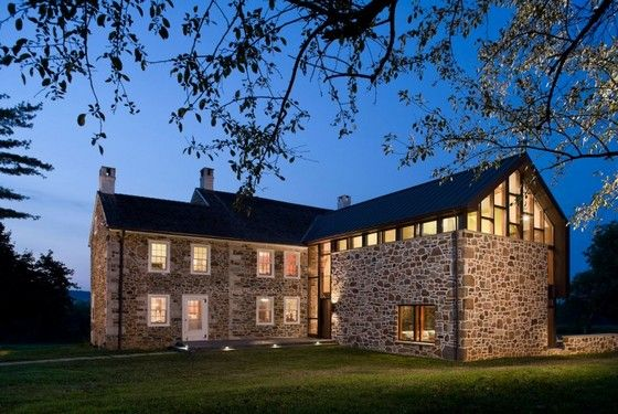 Daily Dream Home 18th Century Farmhouse Renovation In