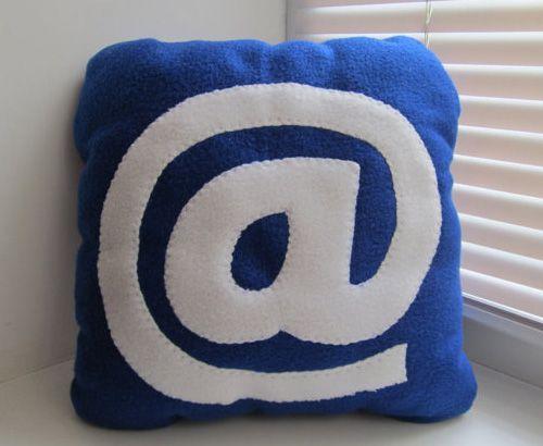 35 Tech-inspired Pillows