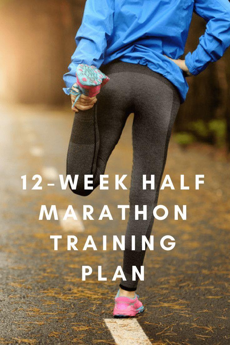 Photo of 12-Week Half Marathon Training Plan for Intermediate Runners
