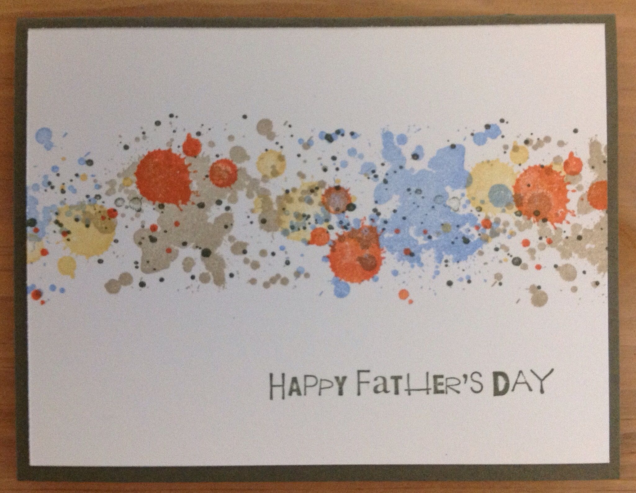 Fatherus day card paper craft pinterest craft