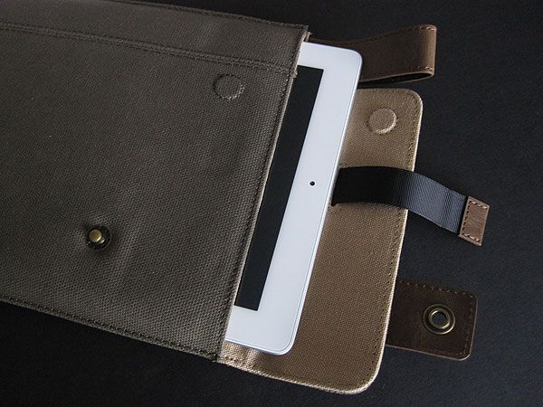 Reviews: XtremeMac Vintage Sleeve for iPad (3rd-Gen) | iLounge