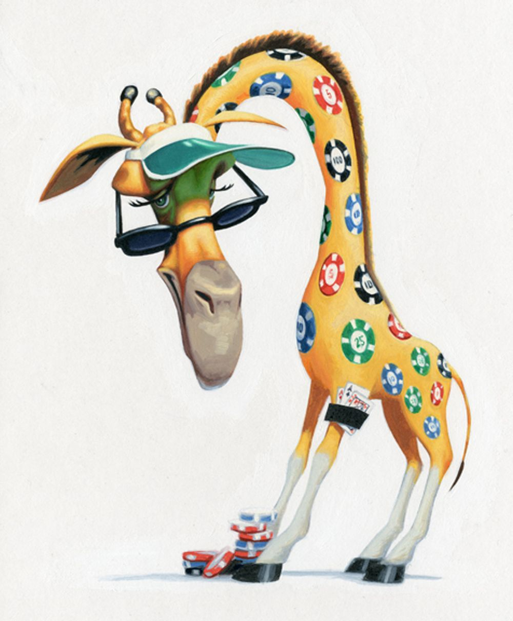 James Bennett→Animal Fun→Drawing, Illustration, Painting on Behance