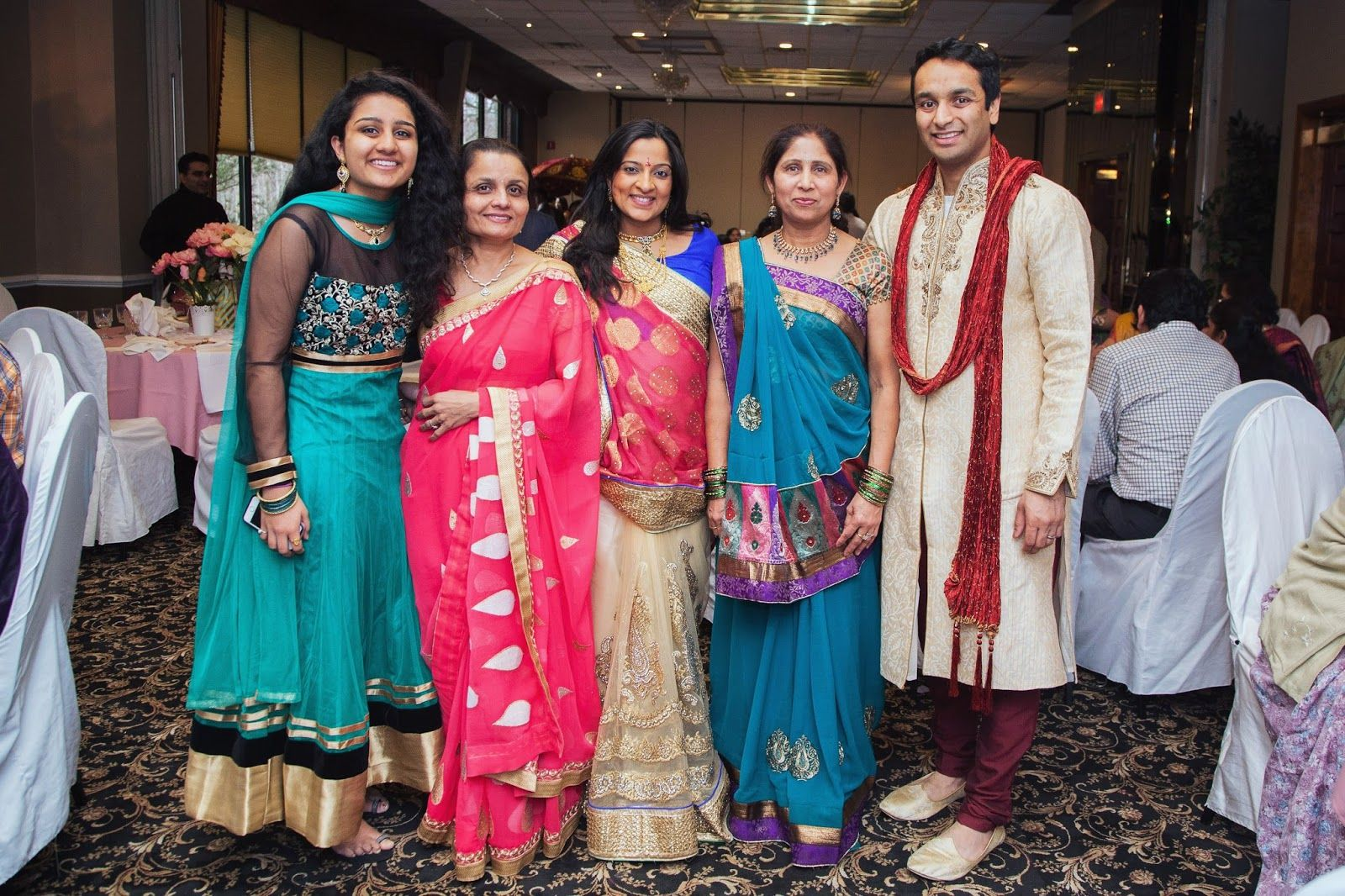 Sarah Ratner Photography Tanvis Traditional Indian Baby Shower In