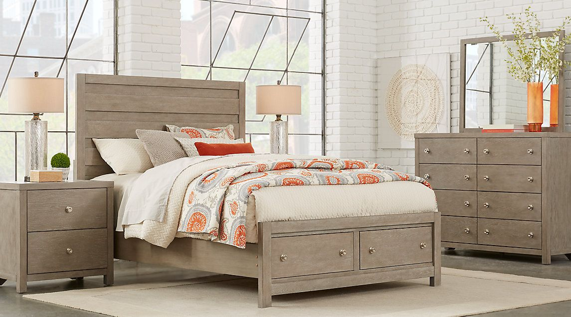 be04b8ffbf96 Affordable Queen Bedroom Sets for Sale: 5 & 6-Piece Suites | Bedroom ...