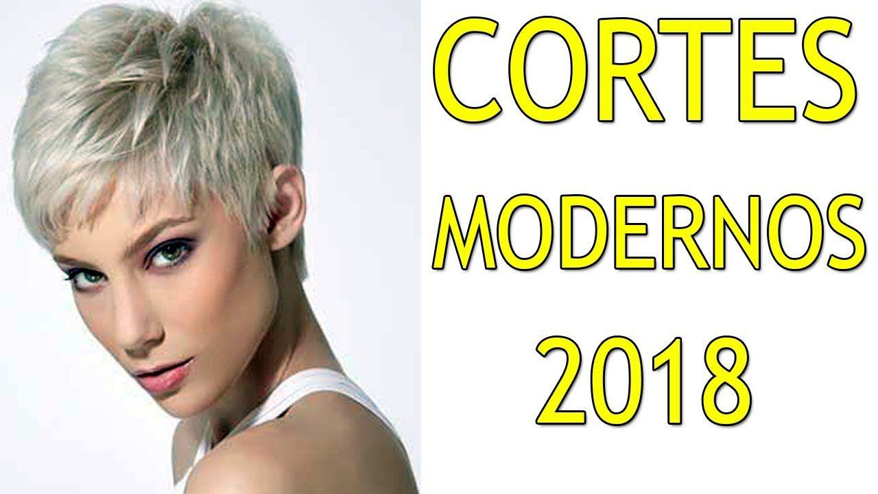 Cortes de cabello corto de moda 2018