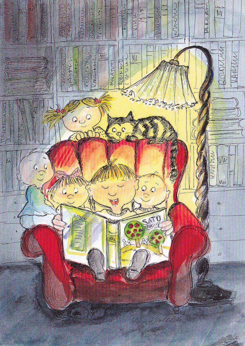 belles images pour d corer son coin lecture dix mois illustrations jeunesse pinterest. Black Bedroom Furniture Sets. Home Design Ideas