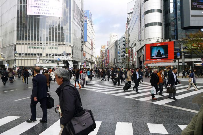 tips: traveling to japan for the first time