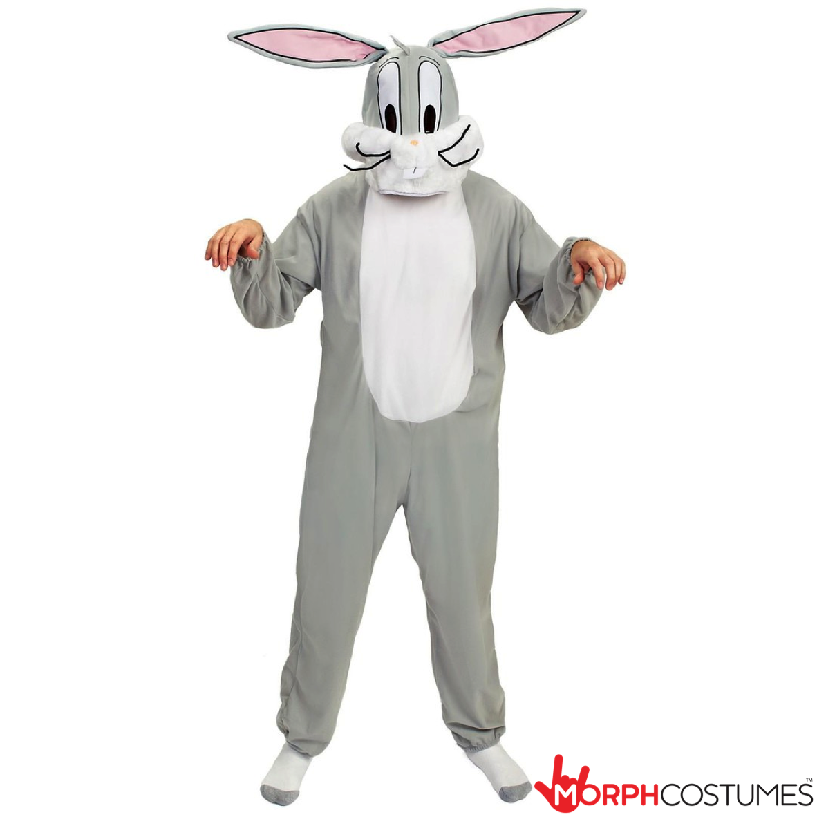 Animal Fancy Dress Inspiration Ahh What S Up Doc Nothing S Up Everything S Great Because You Re The Star Of The Bugs Bunny Costume Bugs Bunny Bunny Costume