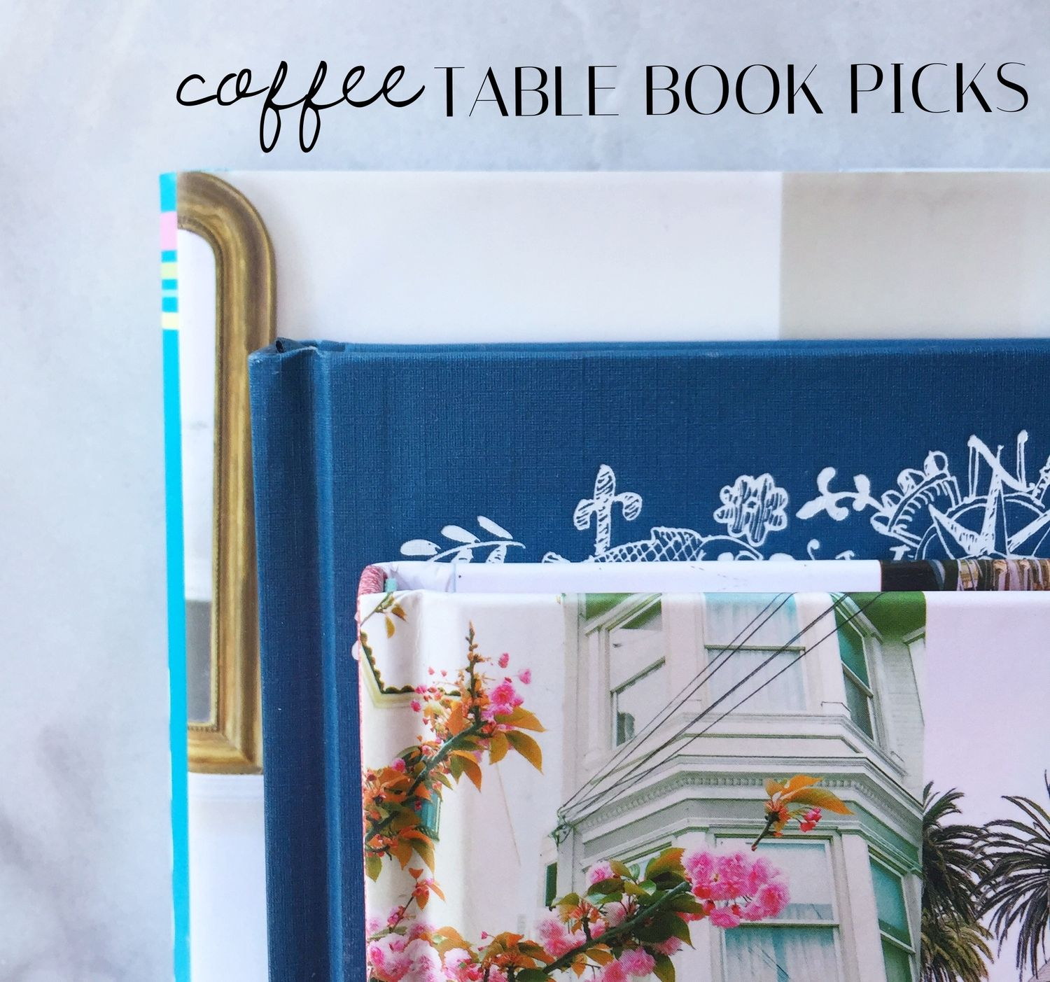Coffee Table Book Picks