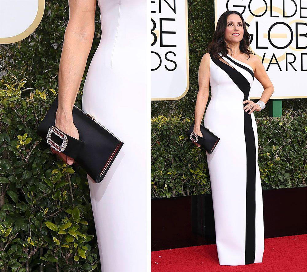 138c97655b25 The 21 Best Red Carpet Bags from the 2017 Golden Globe Awards - PurseBlog
