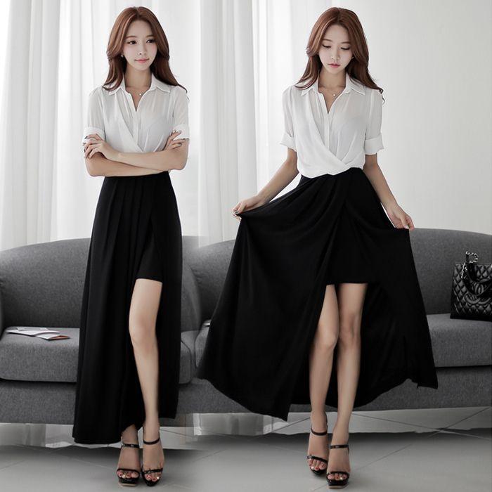 New Summer Korean Dress, Php618.00 in 2019   Korean fashion