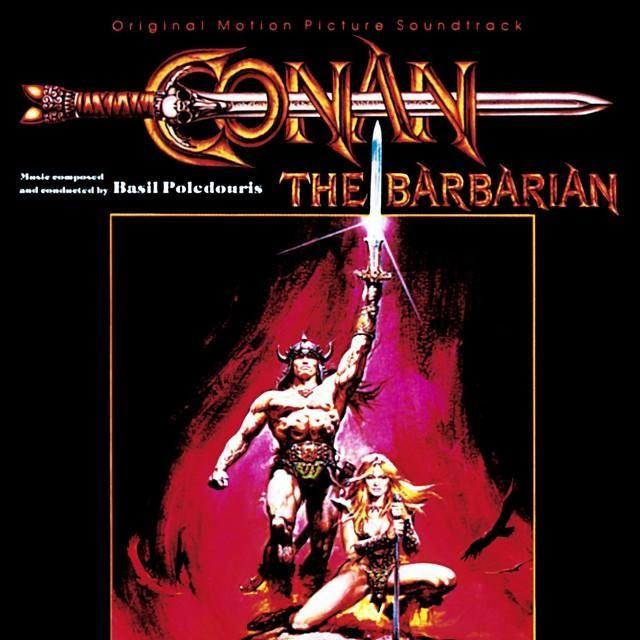 Conan The Barbarian Basil Poledouris Filme Pipoca Filmes E