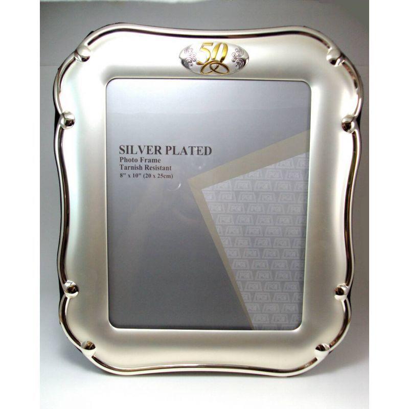 Marco 50 aniversario. | Bodas de plata y de oro | Pinterest