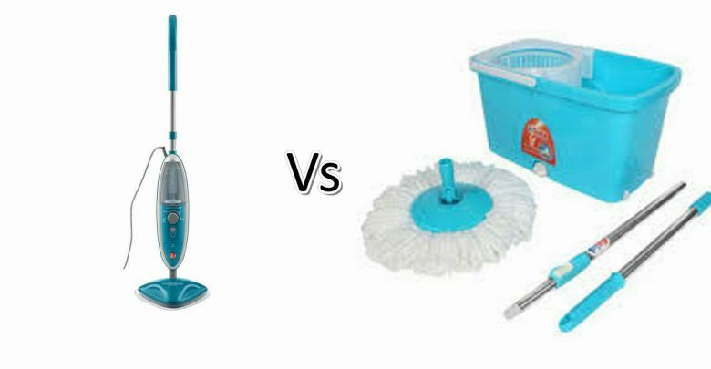 Steam Mop Vs Regular Mop Which One Is Better Steam Mop Natural Cleaning Products Steam Cleaning